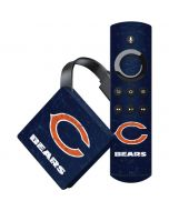 Chicago Bears Distressed Amazon Fire TV Skin