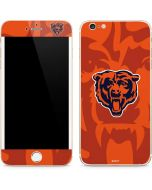 Chicago Bears Double Vision iPhone 6/6s Plus Skin