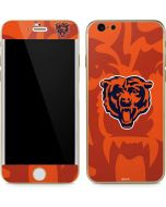 Chicago Bears Double Vision iPhone 6/6s Skin