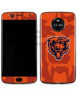 Chicago Bears Double Vision Moto X4 Skin