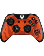 Chicago Bears Double Vision Xbox One Controller Skin