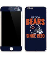 Chicago Bears Helmet iPhone 6/6s Plus Skin