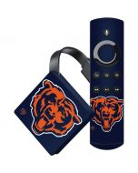 Chicago Bears Large Logo Amazon Fire TV Skin