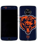 Chicago Bears Large Logo Moto X4 Skin