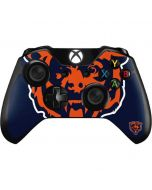 Chicago Bears Large Logo Xbox One Controller Skin