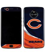 Chicago Bears Moto X4 Skin