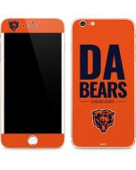 Chicago Bears Team Motto iPhone 6/6s Plus Skin