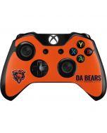 Chicago Bears Team Motto Xbox One Controller Skin