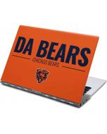 Chicago Bears Team Motto Yoga 910 2-in-1 14in Touch-Screen Skin