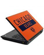 Chicago Bears Orange Performance Series Lenovo T420 Skin