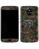 Chicago Bears Realtree Xtra Green Camo Moto X4 Skin