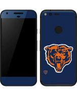 Chicago Bears Retro Logo Google Pixel Skin