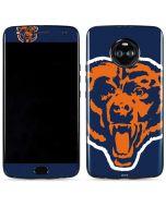 Chicago Bears Retro Logo Moto X4 Skin