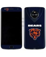 Chicago Bears Team Jersey Moto X4 Skin