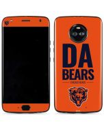 Chicago Bears Team Motto Moto X4 Skin