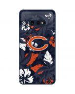 Chicago Bears Tropical Print Galaxy S10e Skin