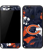 Chicago Bears Tropical Print Google Pixel Skin