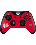 Chicago Blackhawks Color Pop Xbox One Controller Skin