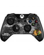 Chicago Blackhawks Frozen Xbox One Controller Skin