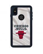 Chicago Bulls Away Jersey iPhone XS Waterproof Case