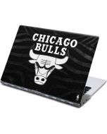 Chicago Bulls Black Animal Print Yoga 910 2-in-1 14in Touch-Screen Skin