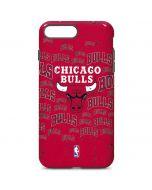Chicago Bulls Blast iPhone 7 Plus Pro Case