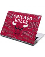 Chicago Bulls Blast Yoga 910 2-in-1 14in Touch-Screen Skin