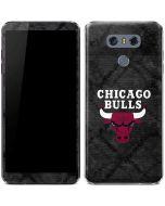 Chicago Bulls Dark Rust LG G6 Skin