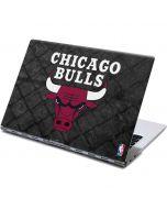 Chicago Bulls Dark Rust Yoga 910 2-in-1 14in Touch-Screen Skin