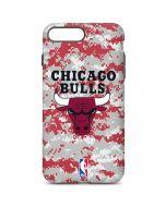 Chicago Bulls Digi Camo iPhone 7 Plus Pro Case