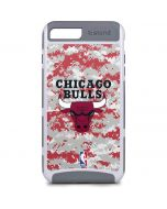 Chicago Bulls Digi Camo iPhone 8 Plus Cargo Case