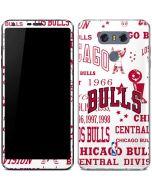Chicago Bulls Historic Blast LG G6 Skin
