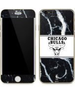 Chicago Bulls Marble iPhone 6/6s Skin