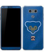 Chicago Cubs - Cooperstown Distressed LG G6 Skin