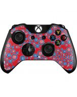 Chicago Cubs - Red Primary Logo Blast Xbox One Controller Skin