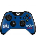 Chicago Cubs 2016 World Series Champions Xbox One Controller Skin