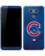 Chicago Cubs Alternate/Away Jersey LG G6 Skin