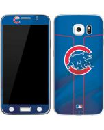Chicago Cubs Alternate/Away Jersey Galaxy S6 Skin