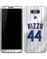 Chicago Cubs Anthony Rizzo #44 LG G6 Skin