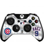 Chicago Cubs Baez #9 Xbox One Controller Skin