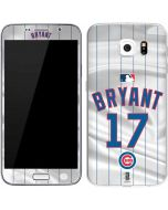 Chicago Cubs Bryant #17 Galaxy S6 Skin