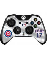 Chicago Cubs Bryant #17 Xbox One Controller Skin