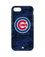 Chicago Cubs Digi Camo iPhone 8 Pro Case