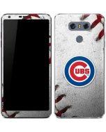 Chicago Cubs Game Ball LG G6 Skin