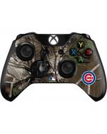 Chicago Cubs Realtree Xtra Green Camo Xbox One Controller Skin