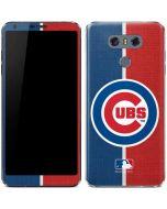 Chicago Cubs Split LG G6 Skin