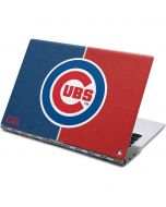 Chicago Cubs Split Yoga 910 2-in-1 14in Touch-Screen Skin