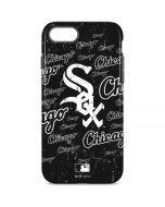 Chicago White Sox - Cap Logo Blast iPhone 8 Pro Case