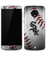 Chicago White Sox Game Ball Moto G6 Skin