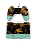 Chunky Marble PlayStation Classic Bundle Skin